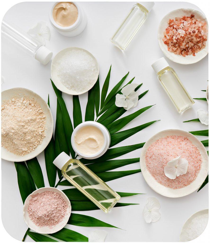 Produzione e consulenza cosmetici e prodotti naturali
